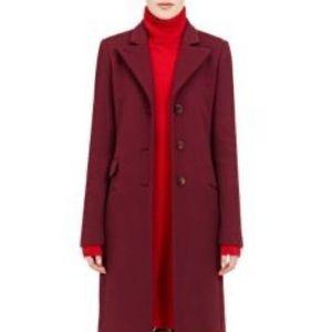 Balenciaga Melton Classic Wool Coat NWT